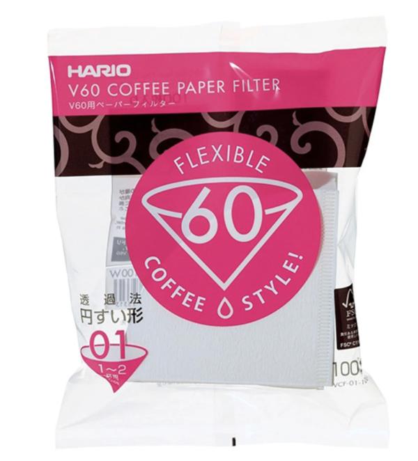Hario V60 filtre 01